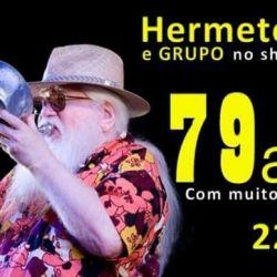 Comemoração aos 79 anos de Hermeto no Rio!